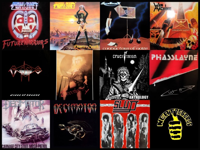 10 NEAT Records Titles to be re-released in 2019 ::Cult